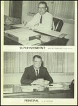 1960 Baird High School Yearbook Page 12 & 13