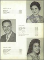 1960 Baird High School Yearbook Page 18 & 19