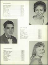 1960 Baird High School Yearbook Page 20 & 21