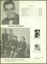 1960 Baird High School Yearbook Page 22 & 23