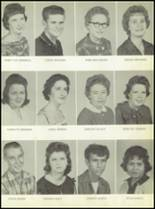 1960 Baird High School Yearbook Page 24 & 25