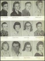1960 Baird High School Yearbook Page 26 & 27
