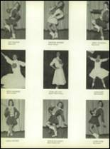 1960 Baird High School Yearbook Page 28 & 29