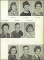1960 Baird High School Yearbook Page 32 & 33