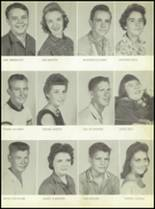 1960 Baird High School Yearbook Page 36 & 37