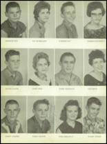1960 Baird High School Yearbook Page 38 & 39