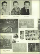 1960 Baird High School Yearbook Page 40 & 41