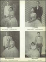 1960 Baird High School Yearbook Page 54 & 55