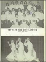 1960 Baird High School Yearbook Page 58 & 59