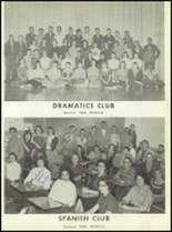 1960 Baird High School Yearbook Page 60 & 61