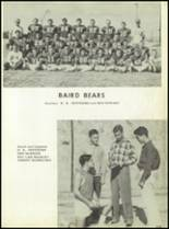 1960 Baird High School Yearbook Page 66 & 67