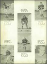 1960 Baird High School Yearbook Page 70 & 71