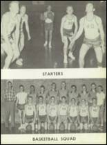 1960 Baird High School Yearbook Page 74 & 75
