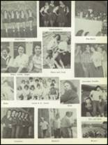 1960 Baird High School Yearbook Page 86 & 87
