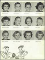 1960 Baird High School Yearbook Page 100 & 101