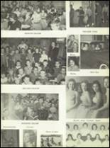 1960 Baird High School Yearbook Page 110 & 111