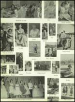 1960 Baird High School Yearbook Page 112 & 113