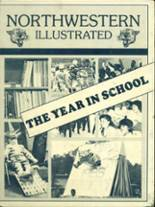 1986 Yearbook Northwestern High School