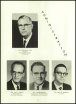 1965 College High School Yearbook Page 10 & 11