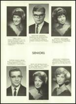 1965 College High School Yearbook Page 16 & 17