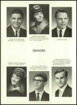 1965 College High School Yearbook Page 20 & 21