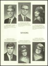 1965 College High School Yearbook Page 22 & 23