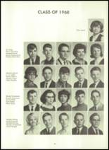 1965 College High School Yearbook Page 28 & 29