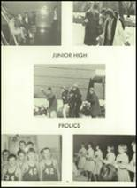 1965 College High School Yearbook Page 34 & 35
