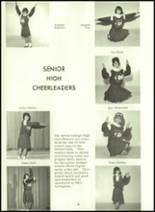 1965 College High School Yearbook Page 52 & 53
