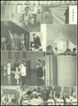 1965 College High School Yearbook Page 54 & 55