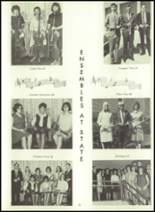 1965 College High School Yearbook Page 60 & 61