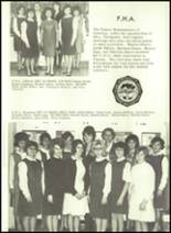 1965 College High School Yearbook Page 68 & 69