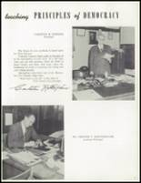 1951 Camden High School Yearbook Page 10 & 11