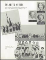 1951 Camden High School Yearbook Page 22 & 23