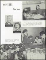 1951 Camden High School Yearbook Page 26 & 27