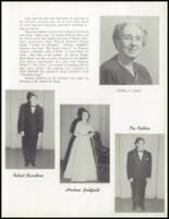 1951 Camden High School Yearbook Page 36 & 37