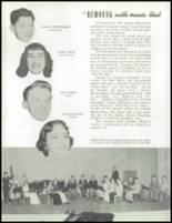 1951 Camden High School Yearbook Page 42 & 43
