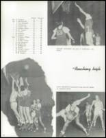 1951 Camden High School Yearbook Page 46 & 47