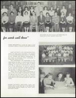1951 Camden High School Yearbook Page 52 & 53