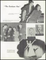 1951 Camden High School Yearbook Page 54 & 55