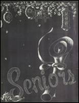 1951 Camden High School Yearbook Page 68 & 69