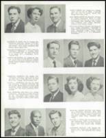 1951 Camden High School Yearbook Page 82 & 83