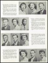 1951 Camden High School Yearbook Page 84 & 85