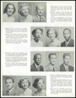 1951 Camden High School Yearbook Page 86 & 87