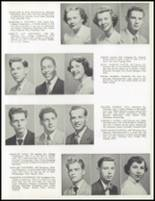 1951 Camden High School Yearbook Page 88 & 89