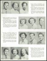 1951 Camden High School Yearbook Page 90 & 91