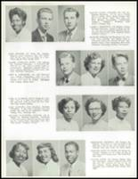 1951 Camden High School Yearbook Page 92 & 93
