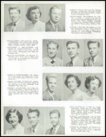 1951 Camden High School Yearbook Page 94 & 95