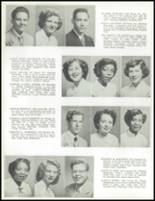 1951 Camden High School Yearbook Page 100 & 101