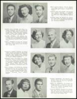 1951 Camden High School Yearbook Page 104 & 105